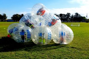 Bubble Soccer Verleih